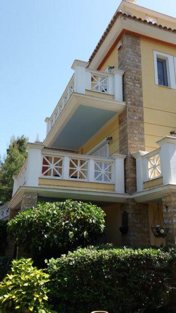 Εξωτερική ανακαίνιση σπιτιού