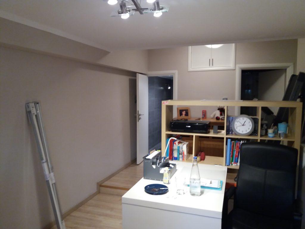 Ανακαίνιση κατοικίας στη Γλυφάδα