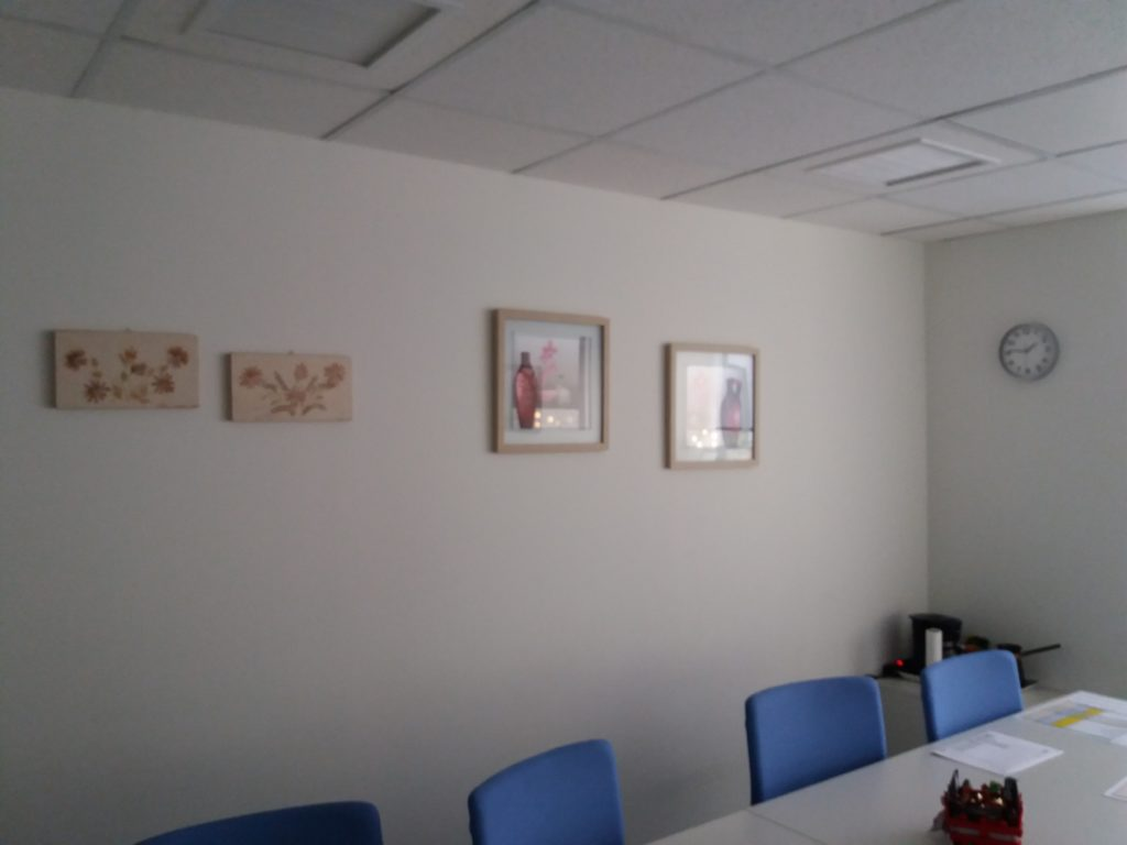 Ανακαίνιση γραφεία KSA