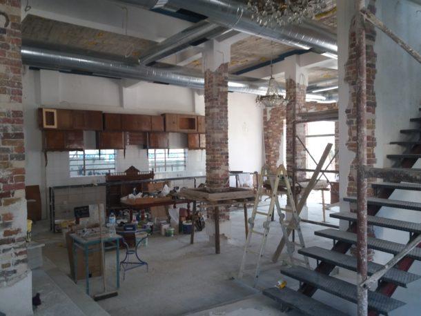 Ανακαίνιση επαγγελματικού χώρου