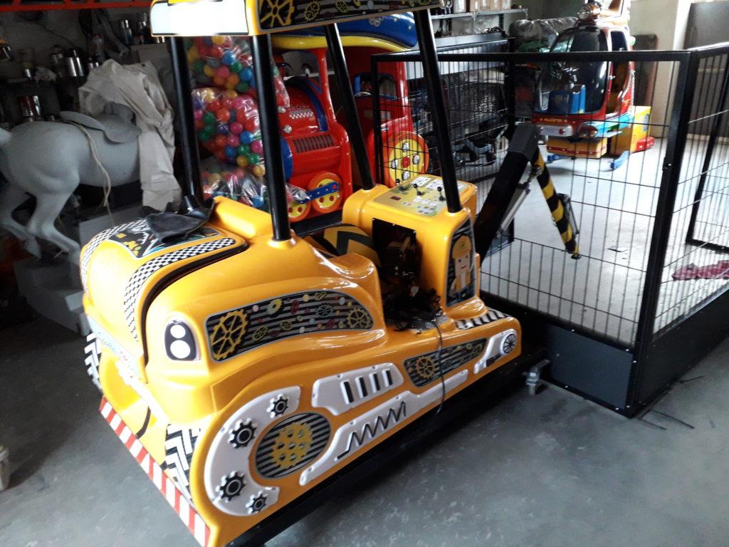 Ανακαίνιση εγκαταστάσεις Golden toys