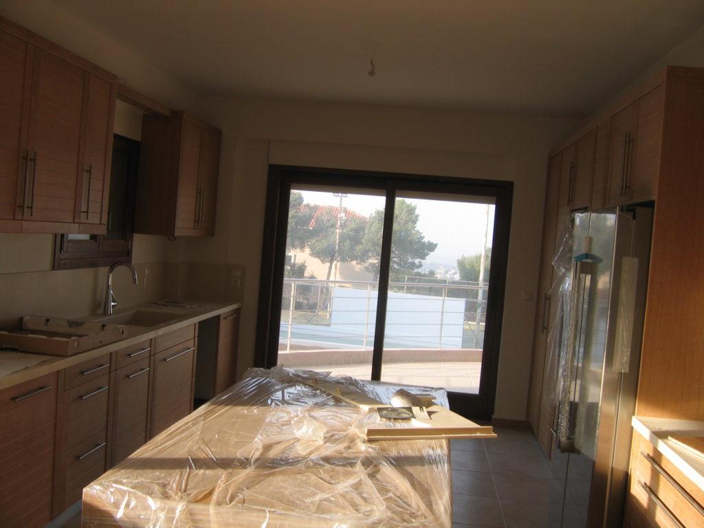 Ανακαινίσεις κατοικιών-σπιτιού ανακαίνιση κουζίνα