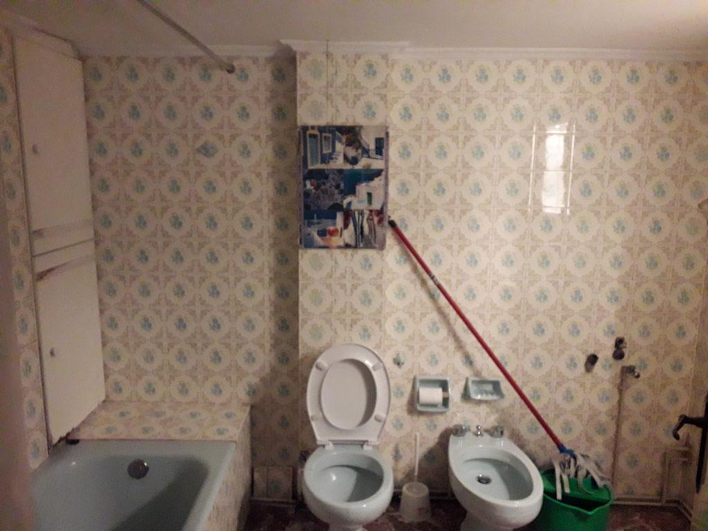 Ανακαίνιση παλαιού μπάνιου