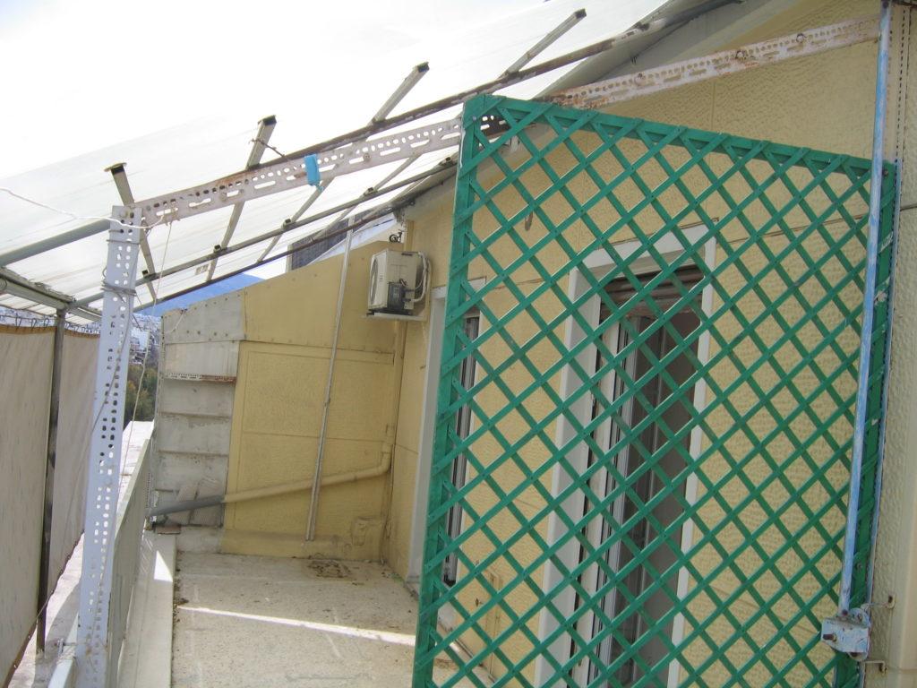 ανακαίνιση σπιτιού στο κέντρο Αθήνα πριν-μετά