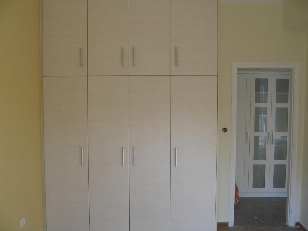 κατασκευή νέα ντουλάπα