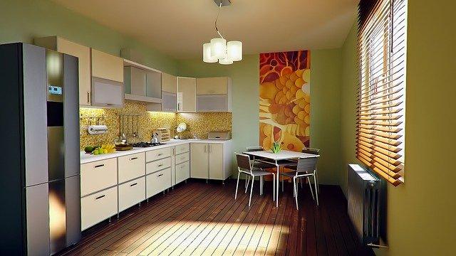 Ανακαίνιση κουζίνας μοντέρνο design