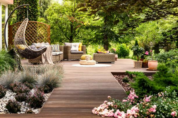 ξύλινο δάπεδο - deck